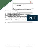 Informe de Monitorio Ambiental