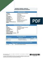 Certificado de Envio Z-373-2012