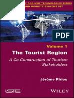 Piriou J. The Tourist Region