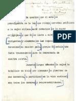 Discurso Presidente Gabriel González Videla Promulgación Ley Voto Femenino