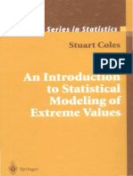 statistical modeling of extremes
