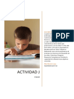 Actividad J Pilarmontesluna Lenguaje