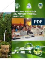 Programa Investigación APTM