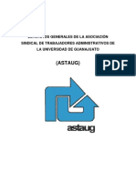 Proyecto Estatutos Astaug