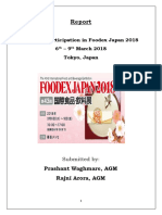 report_foodex_japan_2018