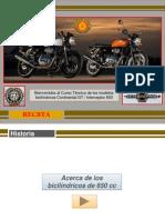 650 Twin IB Training (Spanish)