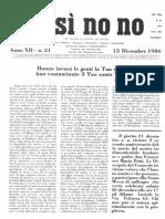 Anno XII N°21