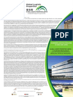 2.2.01 Global Logistic Properties Limited Prospectus Dated 11 Oct 2010 (Clean)