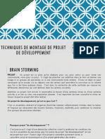 Techniques de Montage de projet de développement ben...pdf