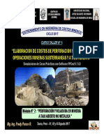 Módulo 7 - PERFORACIÓN Y VOLADURA EN MINERIA A TAJO ABIERTO NO METALICA (03-Ago-17).pdf
