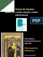 Santo Tomás Tema 1 Razón y fe.pdf