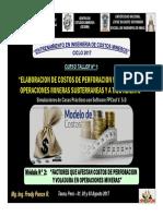 Módulo 2 - FACTORES QUE AFECTAN COSTOS PERF. Y VOLADURA EN OPERACIONES MINERAS (01-Ago-17).pdf
