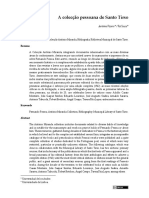 Bibliografia Fernando Pessoa, Colecção Santo Tirso