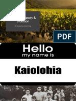 hawaiian ethnography presentation 2