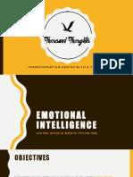 EI - Thousand Thoughts