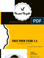 FACE YOUR FEAR 2.0
