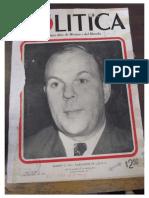 Revista Política - octubre 1960