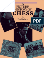 Picture HIstory of Chess - Fred Wilson