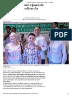 13-08-2019 En Guerrero, reconocen a joven de 13 años que estudia en la UNAM.