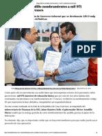 20-08-2019 Otorga Héctor Astudillo nombramientos a mil 971 profesores guerrerenses.