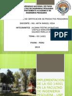 Implementación de la ISO 14001 en la facultad.pptx