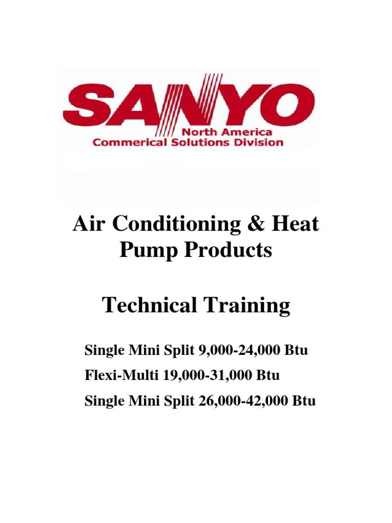 sanyo kmhs1272 manual