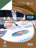 Finanzas II Plan 2016