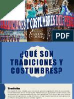 tradiciones y costumbres