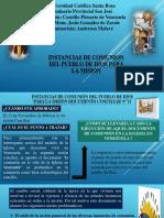 INSTANCIAS PARA LA MISION EN VENEZUELA.pptx