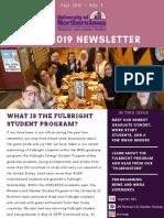 Fall 2019 Newsletter (Final)