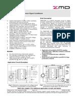 ZMD31050 Datasheet Rev1 03