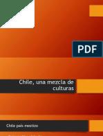 Ppt Chile Un País Mestizo