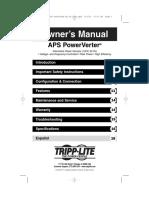 Tripp-Lite-Owners-Manual-754095