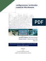 WESP YIANATOS, Romy. (2015). «Topofília, Configuraciones Territoriales en La Ciudad de Villa Alemana»