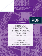 Product InnovationIn the Global Fashion