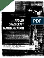 NASA Support Manual Apollo Spacecraft Familiarization Dec 65