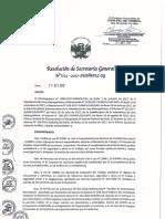 Directiva N° 005-2017-SUNAFIL-OGA