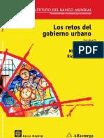 Los retos del gobierno urbano BANCO MUNDIAL.pdf