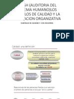 El ASH (Auditoria Del Sistema Humano) - Quijano & Navarro