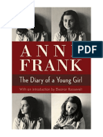 [1993] Anne Frank by Anne Frank   The Diary of a Young Girl   Bantam
