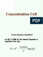 Concentration Cell batteries corrosion.ppt