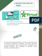 Inducción Al Instructor Virtual Sena