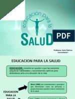 EDUCACION PARA LA SALUD.ppt