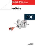 300 Powe roscadora ridgi Drive Manual