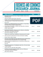 Table of Contents BERJ1042019