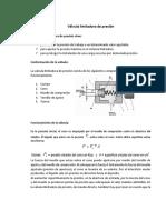Investigacion Electrohidráulica