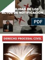 CLASE 11  - Derecho Procesal Civil - 26  OCTUBRE 2019.pptx