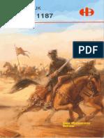 Historyczne Bitwy 118 - Hattin 1187, Piotr Biziuk.pdf