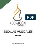 Cifrados y teoría musical