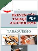 Tabaquismo y Alcoholismo Vf
